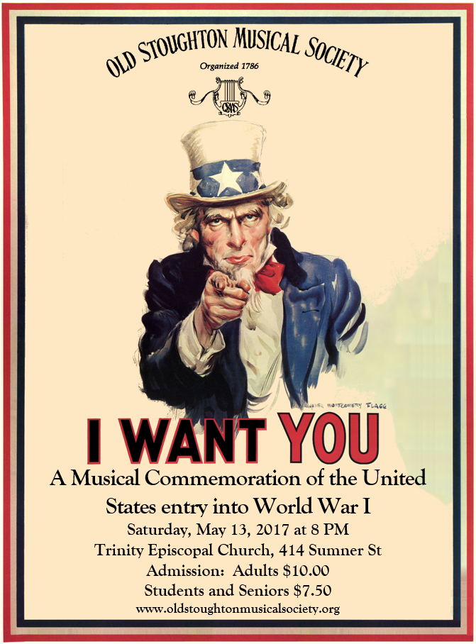 World War I - I Want You